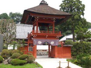 八王子市戸吹にある桂福寺写真
