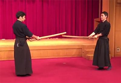2018年近藤勇と新選組の会交流会演武